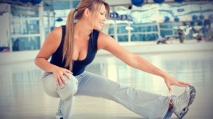 Stretching prevents common injuries at the gym